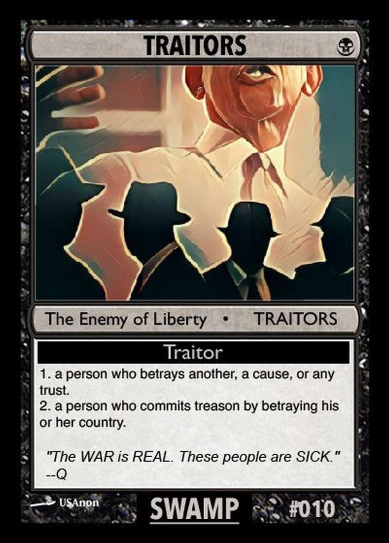 010-Traitors
