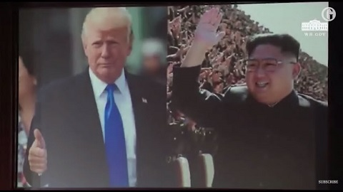President Trump and Kim Jong-un Trailer