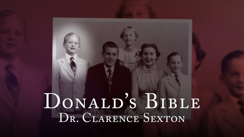Donald's Bible